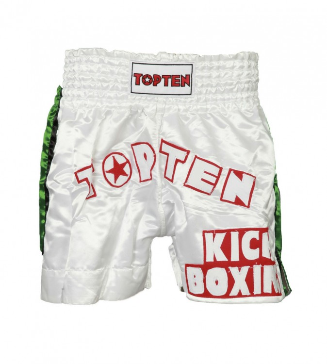 Top Ten Shorts Kickboxing 1859-1
