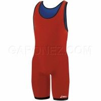 Asics Wrestling Suit (Reversible) Red/Blue JT951-2343