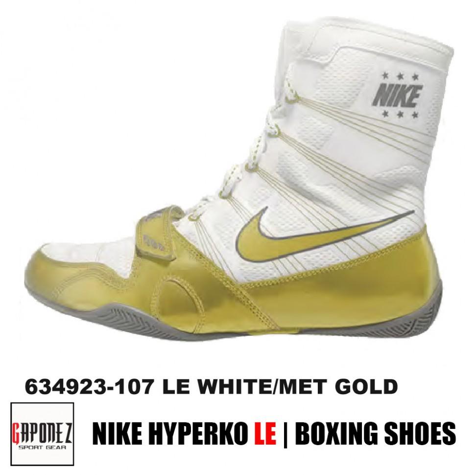 Nike Boxeo Zapatos HyperKO LE 634923 107 de Gaponez Sport Gear