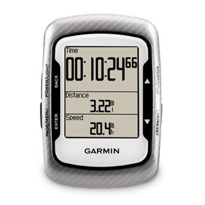 Garmin Edge 500 HRM + CAD