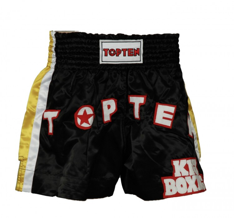 Top Ten Pantalones cortos Kickboxing 1859-9