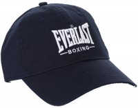 Everlast Cap Boxing Navy Color ECAP 11