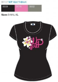 Turbo WP T-Shirt SS Girl 95107