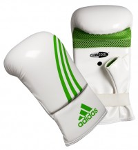 Adidas Boxing Bag Gloves Box-Fit adiBGS01 WH/GR