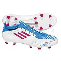 Adidas Футбольная Обувь F50 Adizero TRX FG Leather Cleats U44296