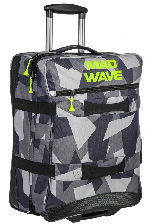 Madwave Suitcase Bag on Wheels CARRY ON M1129 04