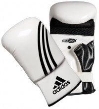 Adidas Boxing Bag Gloves Box-Fit adiBGS01 WH/BK