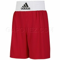 Adidas Boxing Shorts (Base Punch) Red Color V14110