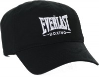 Everlast Cap Boxing Black Color ECAP 8