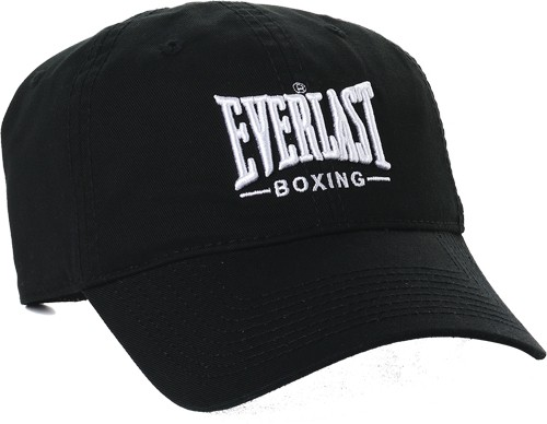 Everlast Gorra Boxeo Color Negro ECAP 8