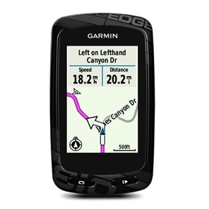 Garmin Edge 810 HRM + CAD