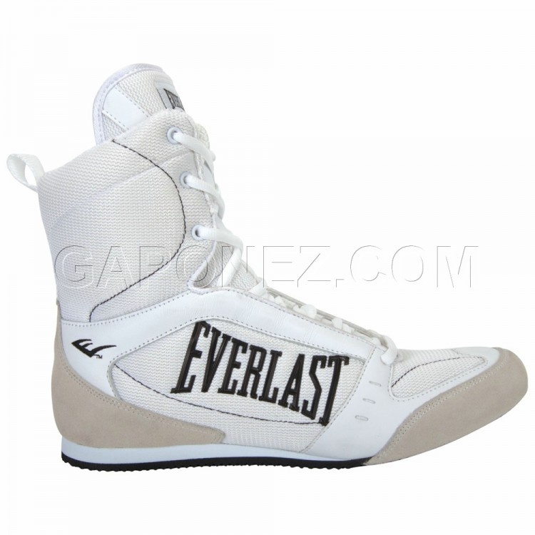 Everlast Boxing Shoes Hi-Top EVSHOE6 WH
