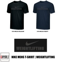 Nike Футболка SS Weightlifting NWTC