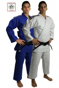 Adidas Judo Uniform Champion 2.0 IJF Slim Fit J-IJFS