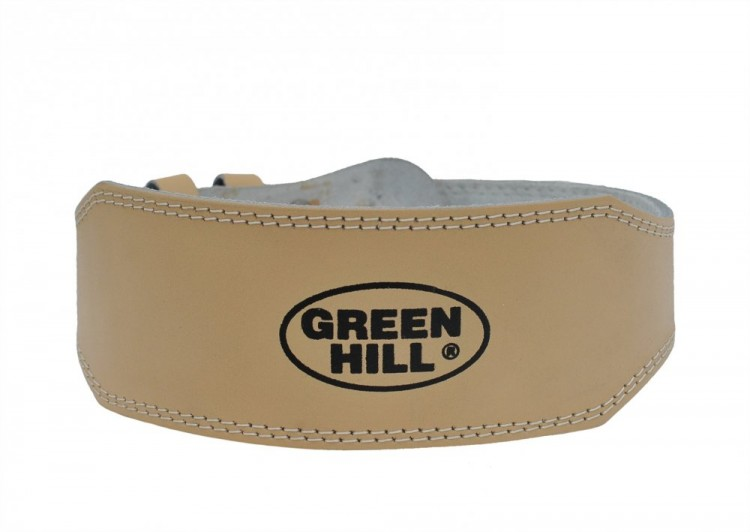 "Green Hill Weightlifting Belt (4"") WLB-6420"