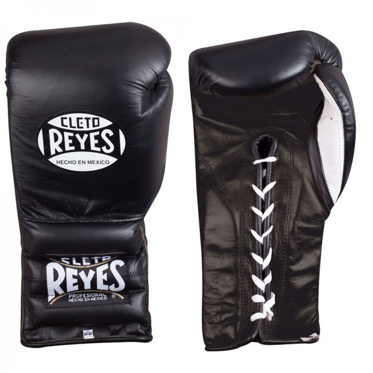 Cleto Reyes Boxing Gloves Lace-Up RETR
