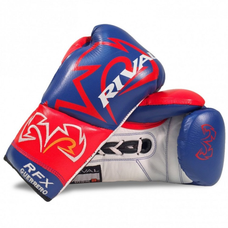 Rival Boxing Gloves RFX-Guerrero Pro Fight SF-F RBGS