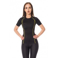 Ishi Top SS Rash Guard Compression Classic ISSW