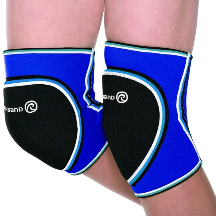 Rehband Бандаж Колена Детский Knee Support Handball Children Core Line 7952 BL