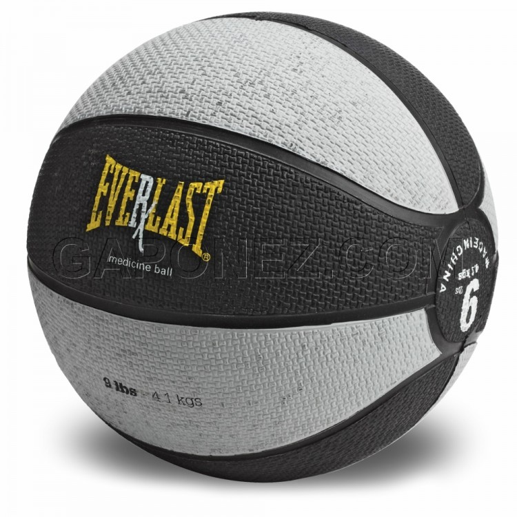 Everlast Медицинбол Rubber EVMBR