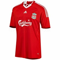 Adidas Top SS Liverpool FC Home Jersey 313214