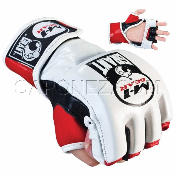 Grant M-1 MMA Fight Elastic Gloves GM1FGE
