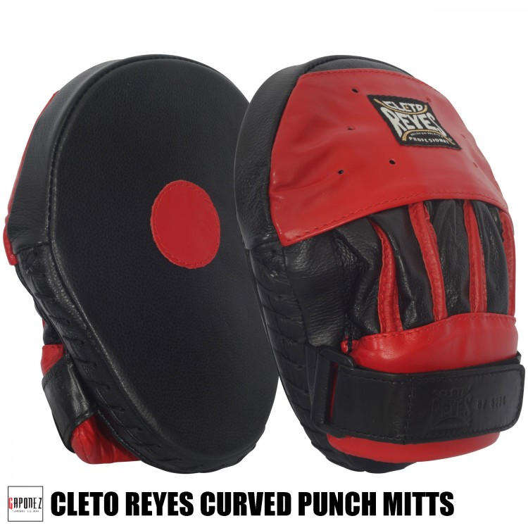 Cleto Reyes Boxing Punch Mitts Pantera REPPM2