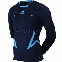Adidas Top LS Jersey Referee P94211