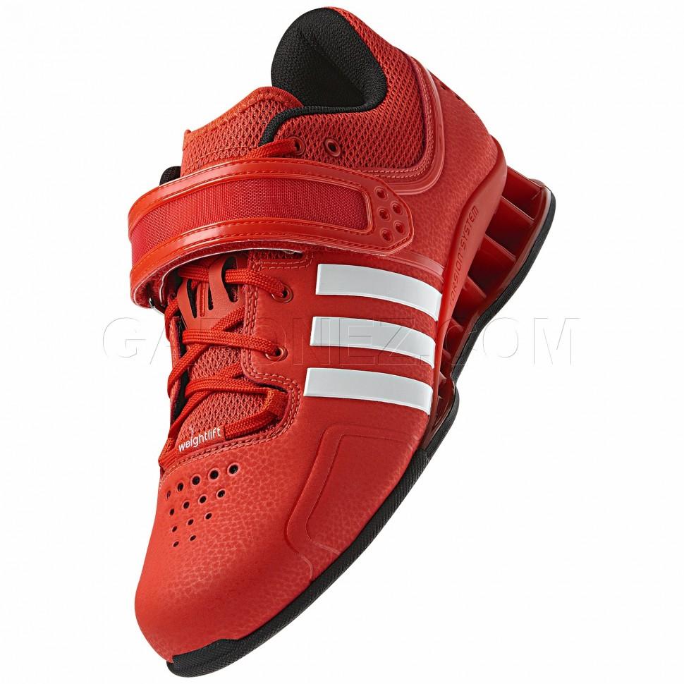 Gaponez Zapatos Halterofilia Adidas V24382 Sport De Gear Adipower wAOx8X5xq