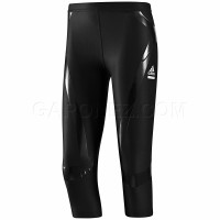 Adidas Трико TECHFIT PowerWEB Three-Quarter E18688