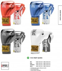 Everlast Boxing 1910 Classic Fight Gloves EVFG