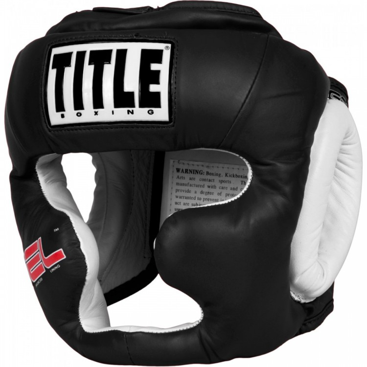 Title Boxing Headgear GEL® World GTHGF