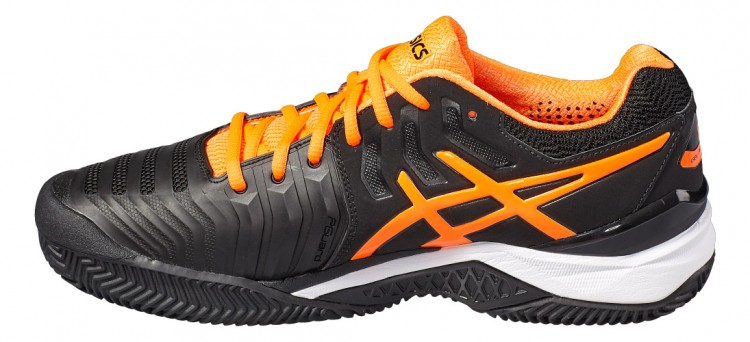 Asics Shoes Tennis GEL-Resolution 7.0 Clay E702-9030