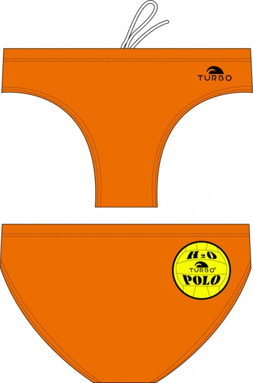 Turbo Water Polo Swimsuit Basic 79023-0014