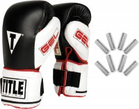 Title Boxing Bag Gloves Super Power GEL® Weighted GPWSBG