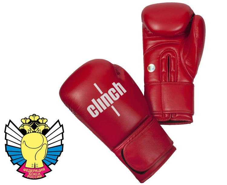 Clinch Boxing Gloves Olimp CTGR