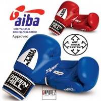 Green Hill Boxing Gloves Tiger AIBA BGT-2010а