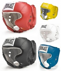 Everlast Boxing Headgear with Cheeks EUCH