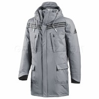Adidas Куртка Synthetic Down Parka Серый Цвет G71111