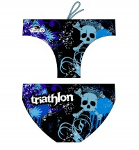 Turbo Swimming Swimsuit Triathlon Skull 794511