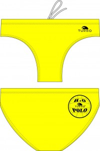 Turbo Water Polo Swimsuit Basic 79023-0001