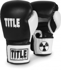 Title Boxing Bag Gloves TFBBG