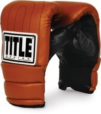 Title Boxing Bag Gloves OSTBG