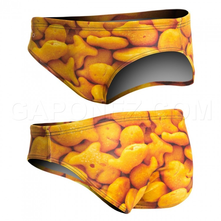 Turbo Water Polo Swimsuit Goldfish 730093
