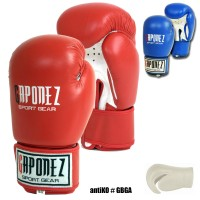 Gaponez Boxing Gloves antiKO GBGA