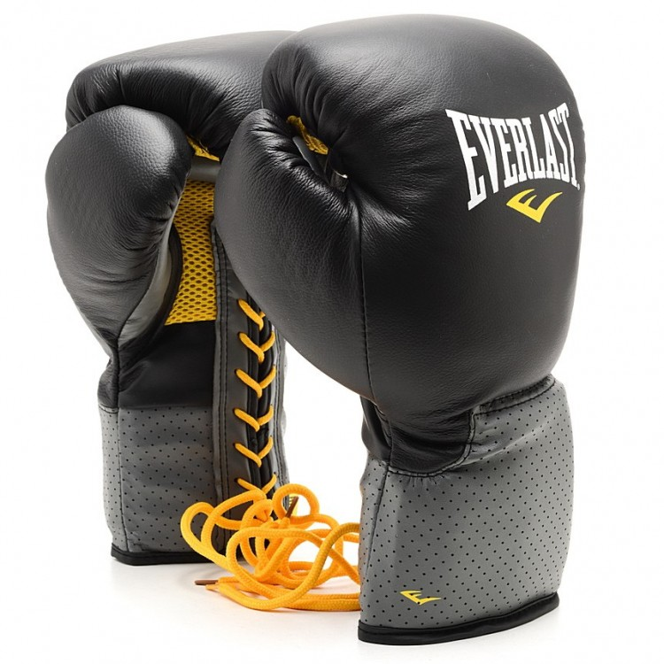 Everlast Boxing Gloves C3 Pro Lace-Up EC3TGL