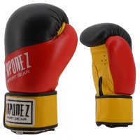 Gaponez Boxing Gloves 3-Tone GBGG