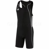 ​Adidas Weightlifting Men Lifter Suit (W8) Black Colour 294681