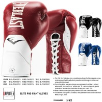 Everlast Boxing Gloves MX Elite Pro EVMXEG