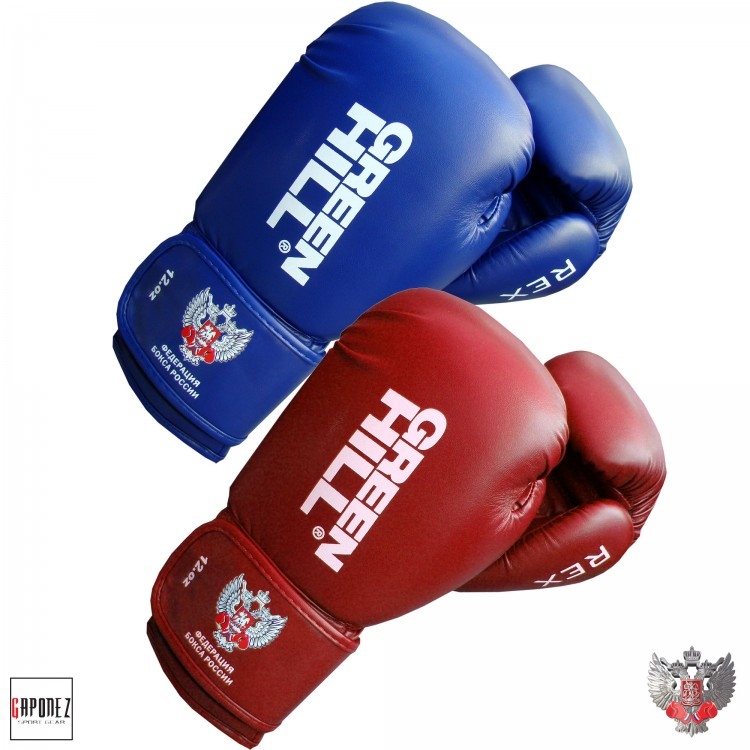 Green Hill Boxing Gloves Rex BGR-2272